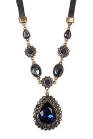 Olivia Welles Laura-Leigh Stone Necklace