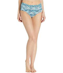 Tommy Bahama Floral Isles High-Waisted Bottoms