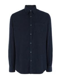 ZZEGNA - Solid color shirt