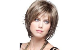 Fashion Women's Sexy Full Wig Short Wig Full Cover