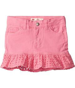 Levi's® Kids Denim Scooter Skirt (Little Kids