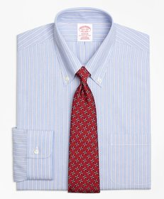 Brooks Brothers Madison Classic-Fit Dress Shirt, N