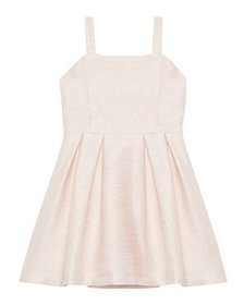 Bardot Junior May Boucle Square-Neck Dress Size 8- on sale at Last Call
