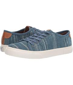 Frye Gia Canvas Low Lace