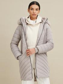 Designer Brand Walker Coat with Elastic Sides