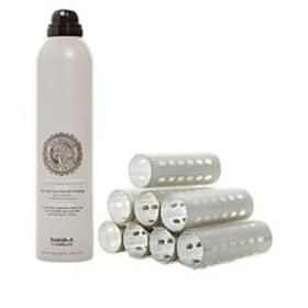 Tweak-d Tame'd Bye Bye Frizz Mist with Hair Roller