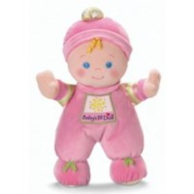 Fisher-Price Brilliant Basics Baby's First Doll, S