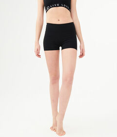 Aeropostale Best Booty Ever Solid Volleyball Short