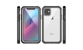 AICase 3 In 1 Dustproof Case Screen Protector For