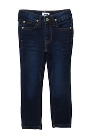 HUDSON Jeans Slim Straight French Terry Jeans (Lit