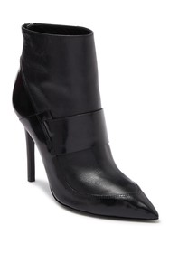 ALLSAINTS Xavier Pointy Toe Ankle Bootie