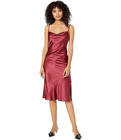 Bebe Satin Slip Dress