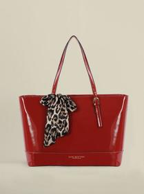 Marc New York Monogram Tote with Trim