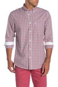 Ben Sherman Plaid Regular Fit Shirt