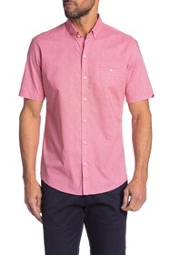 Zachary Prell Cain Short Sleeve Classic Fit Shirt