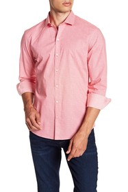 Zachary Prell Joel Long Sleeve Regular Fit Shirt