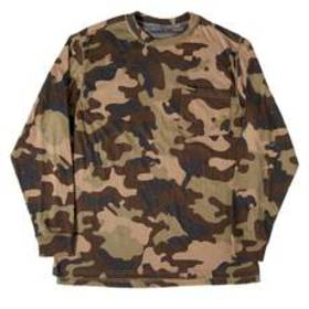 Mens Stanley Workwear Long Sleeve Quick Dry Camo P