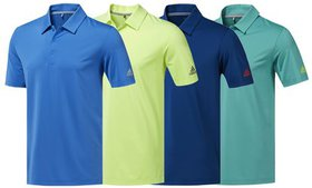 Adidas Golf Men's Ultimate 2.0 Solid Polo Shirt