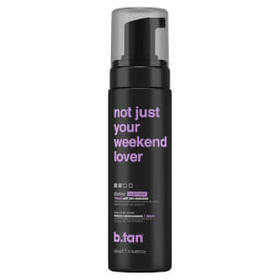 B.Tan Not Just Your Weekend Lover Self Tan Mousse