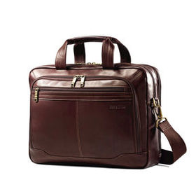 Samsonite Samsonite Colombian Leather Zip Toploade