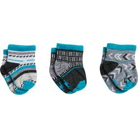 Smartwool Baby Bootie Batch - 3-Pack - Infants'