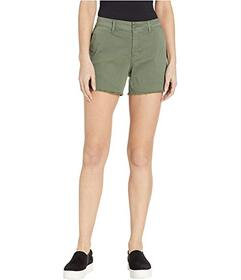 Sanctuary Meadow Raw Hem Shorts
