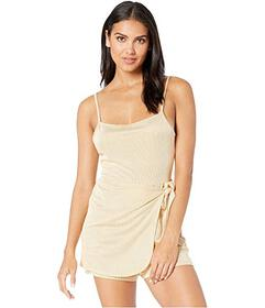 BCBGeneration Wrap Front Romper TDY9210409
