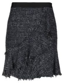 KARL LAGERFELD - Knee length skirt