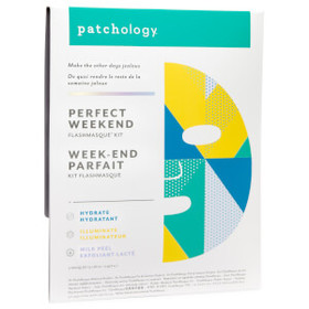 Patchology FlashMasque Hydrate, Illuminate and Mil