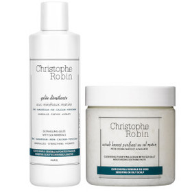 Christophe Robin Detangling Gelée and Cleansing Pu