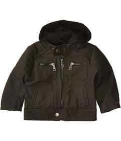 Urban Republic Kids PU Suede Jacket (Infant\u002FT