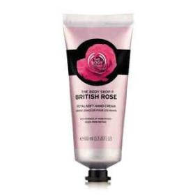 British Rose Hand Cream