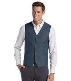 Jos Bank 1905 Collection Tailored Fit Twill Vest C