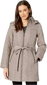 Vince Camuto Vince Camuto - Belted Houndstooth Qui