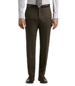 Jos Bank Executive Collection Tailored Fit Flat Fr