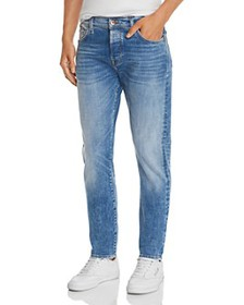 7 For All Mankind - Slim Fit Jeans in Jumeirah