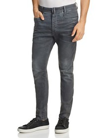 G-STAR RAW - D-Staq 3D Super Slim Jeans in Dark Ag