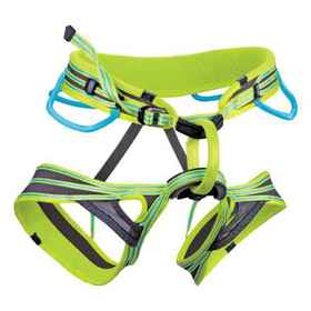 Edelrid Atmosphere Climbing Harness in Oasis/Icemi