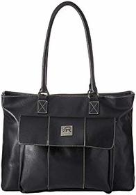"""Kenneth Cole Reaction Faux Leather 16"""" Computer Bu"""