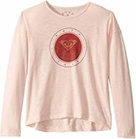Roxy Kids Only Time Long Sleeve Tee (Little Kids/B