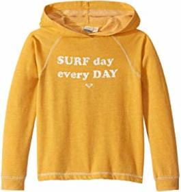 Roxy Kids Like Gold Hoodie (Little Kids/Big Kids)