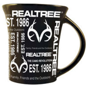 Realtree Phrase Mug, Black $5.69$5.99Save $0.30(5%