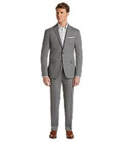 Jos Bank 1905 Collection Slim Fit Woven Suit CLEAR