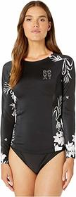 Roxy Fitness Long Sleeve UPF 50 Rashguard