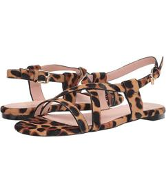 J.Crew Strappy Buckled Cora in Haircalf