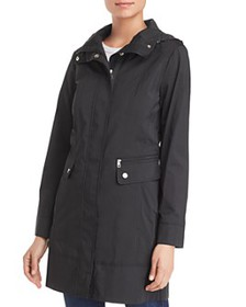 Cole Haan - Travel Packable Rain Jacket