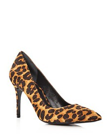 Charles David - Women's Vibe Leopard Print Pumps