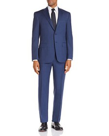 Canali - Siena Twill Solid Classic Fit Suit