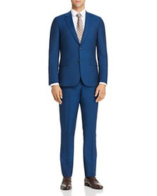 Paul Smith - Soho Wool & Mohair Extra Slim Fit Sui