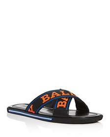 Bally - Men's Bonks Crisscross Slide Sandals